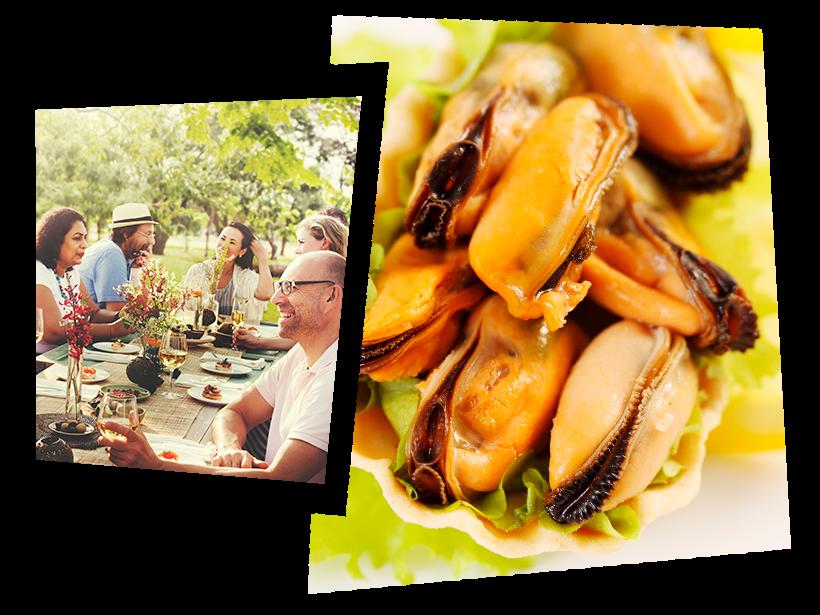 Conservas Gourmet Pescamar de mejillones que triunfarán en cualquier menú